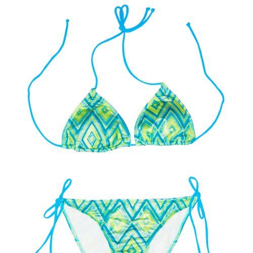 Swim Rags Diamond Tribal Bikini