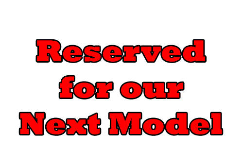Reserved: Our Next Model