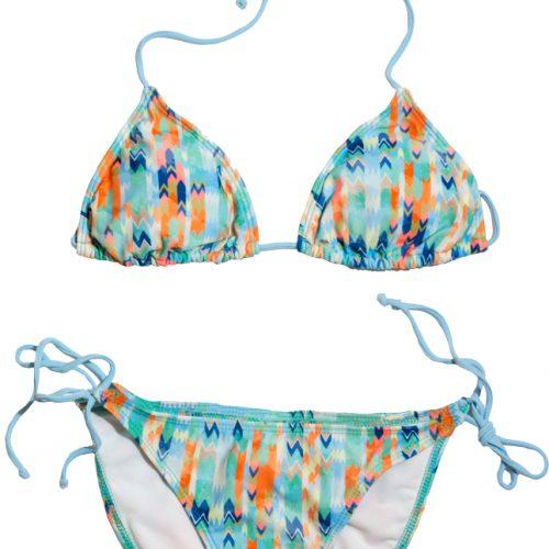 Geo Print Passion Bikini by Swim Rags
