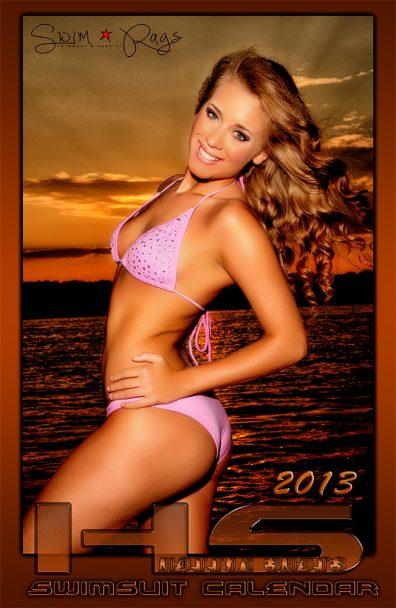 Swim Rags 2013 Bikini Calendar