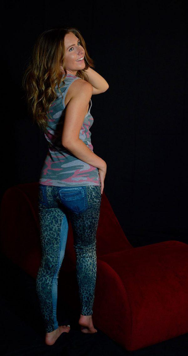 Model Nikole for Swim Rags