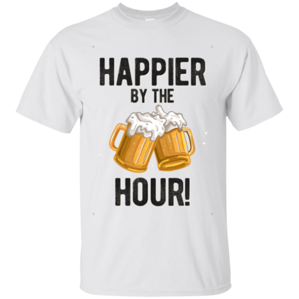 Happier By The Hour Ultra Cotton T-Shirt | Swim Rags
