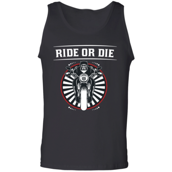 Ride or Die Tank Top by Swim Rags