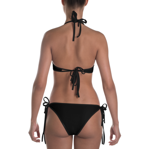 Essential Black Bikini by Swim Rags