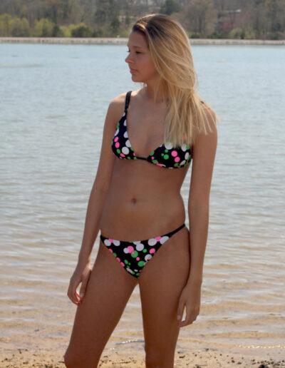 Greta Teen Model Swim Rags Swimwear Bikini Model