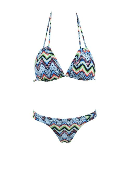 Tribal Blues Bikini - Swim Rags