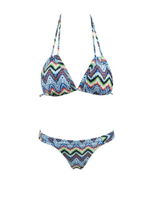 Tribal Blues Bikini - Swim Rags