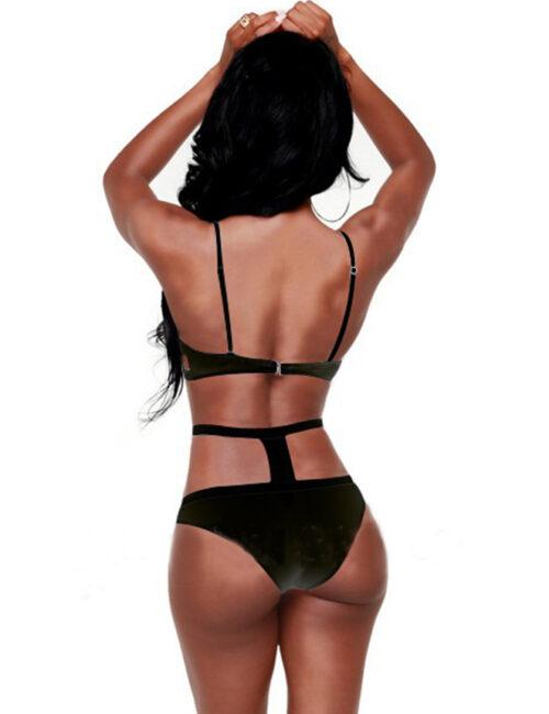 Black Sexy Harness Bikini by Swim Rags (3)