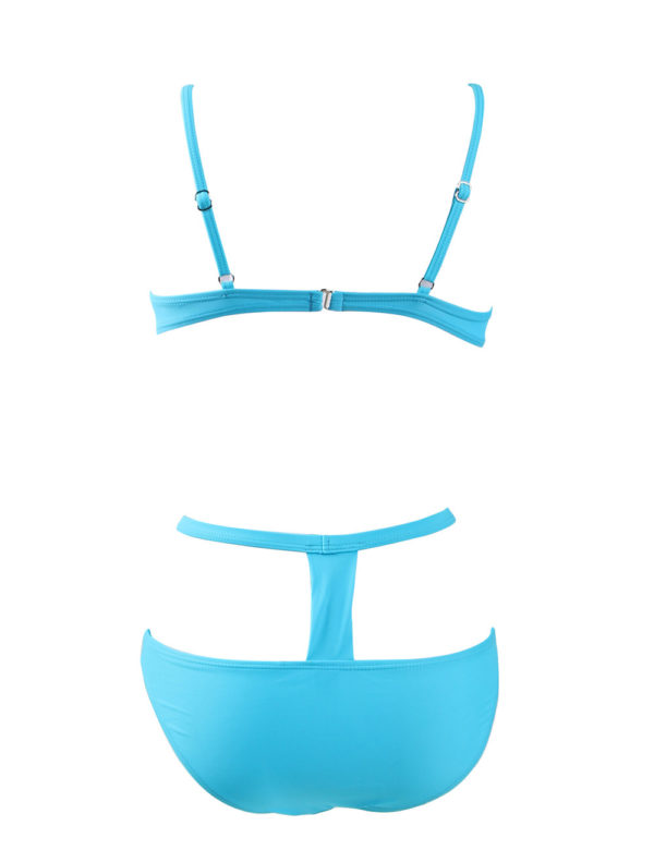 Electric Blue Harness Bikini by Swim Rags (4)
