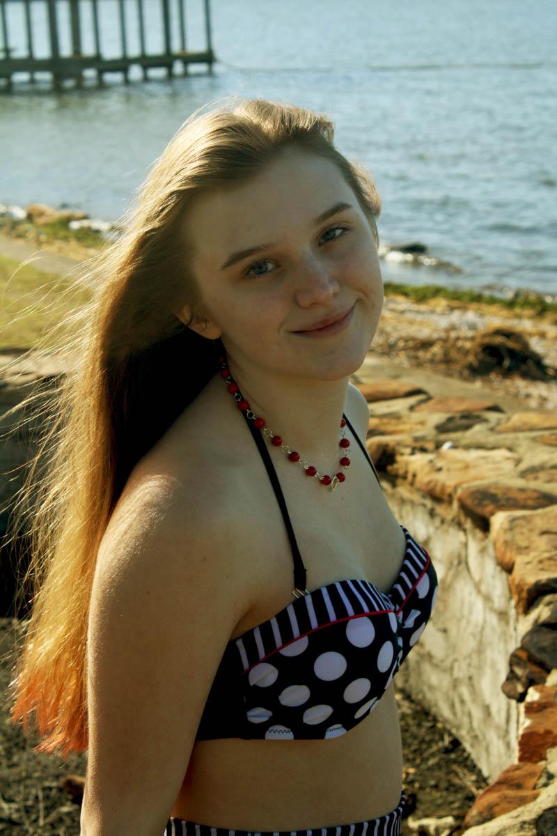 Teen Bikini Model Emily for Swim Rags (12)