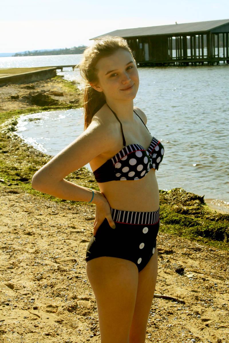Teen Bikini Model Emily for Swim Rags (6)