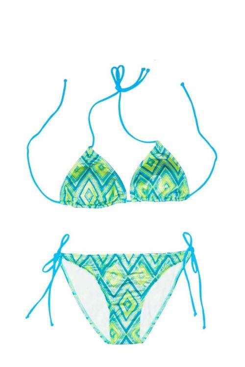 Diamond Tribal Bikini by Swim Rags