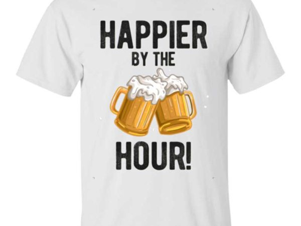 Happier By The Hour Ultra Cotton T-Shirt