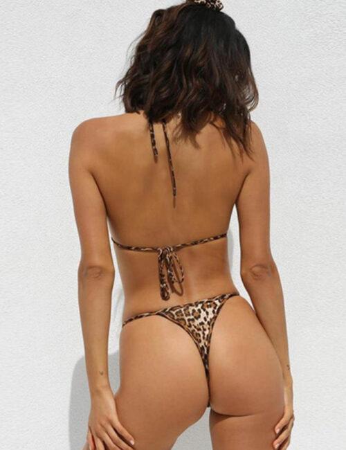 Swim Rags Sexy Summer Leopard Print Bikini (4)