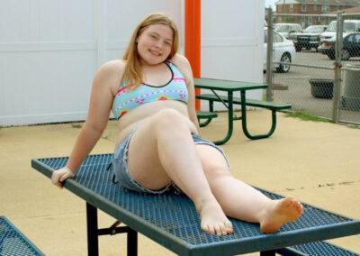 Plus Size Teen Bikini Model Desna (1)