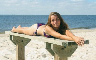 Teen Bikini Model Storme