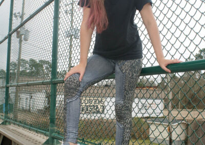 Teen Model Lorilei for Swim Rags Leggings (4)