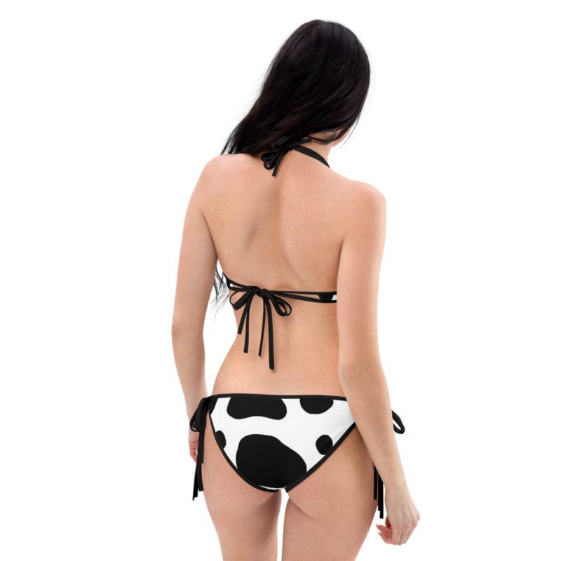 Cow Bikini - Cow Swimsuit - Cow Swimwear by Swim Rags